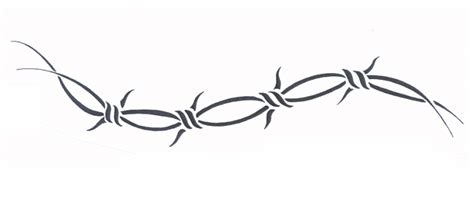 barbed wire tattoo meaning barbed wire meanings symbolism designs and ideas