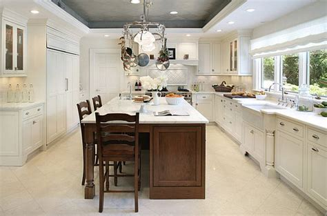 Kitchens With Tin Ceilings by Adding Pressed Tin Into Your Home Decor