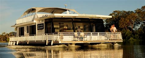 house boat hire murray river renmark houseboats moored houseboat murray river