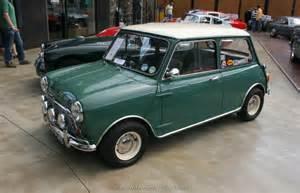 1961 Mini Cooper Mini 1961 Mini Cooper Mk I The History Of Cars