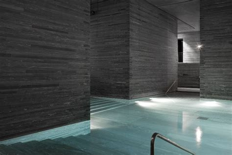Zumthor Vals by Vals Thermal Baths Arcspace