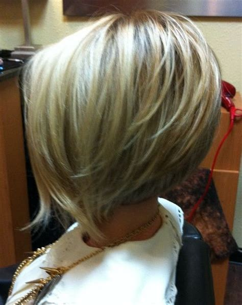 angled and feathered back hair dos bobs shorts and love this on pinterest
