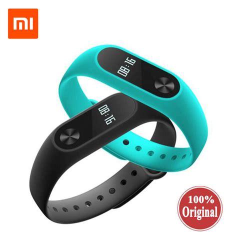 Oled Band Smart Bracelet Rate 100 New Original In Stock New Original Xiaomi Mi Band 2 Miband Wristband