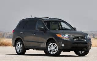 2011 Hyundai Santa Fe Consumer Reviews 2011 Hyundai Santa Fe Front View 153020 Photo 1