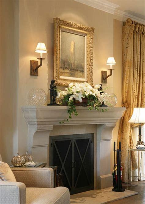 decorating ideas   fireplace