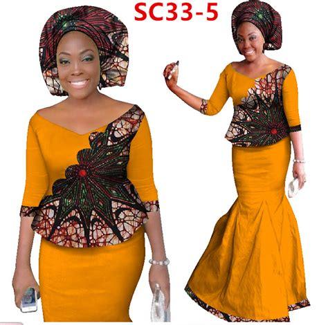 dijual 2017 baru desain modis tradisional afrika