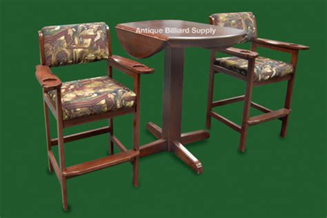 Pool Table Chairs by Billiard Room Antique Accessories For Sale Autos Weblog