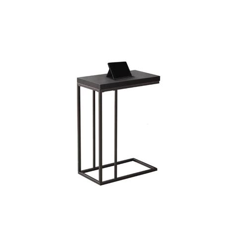 Metal Side Tables For Living Room Metal Side Table In Cappuccino I 3088