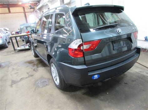 bmw x3 parts parting out 2005 bmw x3 stock 160211 tom s foreign