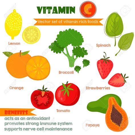 fruit vitamins fruits vegetables clipart vitamins and mineral pencil