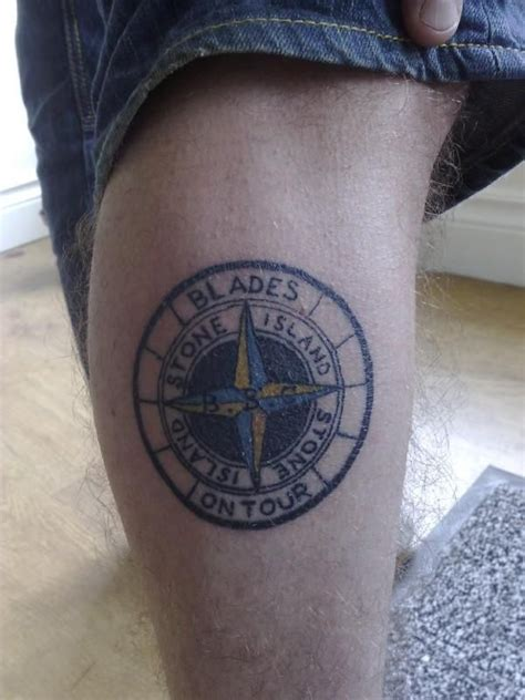 stone island b b c tattoo my tattoos pinterest