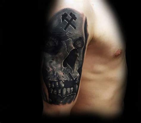 coal tattoo 40 coal mining tattoos for miner design ideas