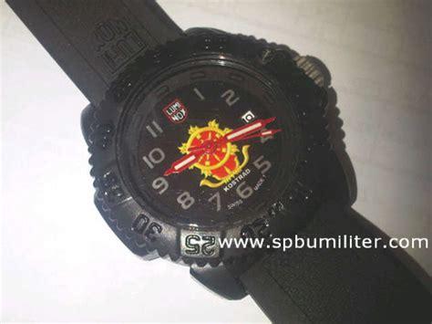 Jam Tangan Militer Luminox jam tangan luminox kostrad spbu militer