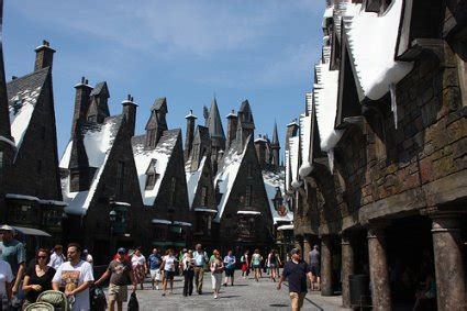harry potter theme park at universal island of adventure