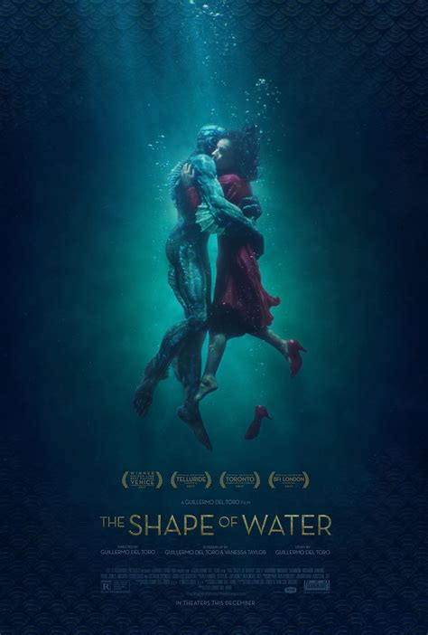 the shape of water the shape of water gets a gorgeous new poster collider