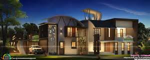 Design Home Ultra Modern Home Design Of 2016 Kerala Home Design And