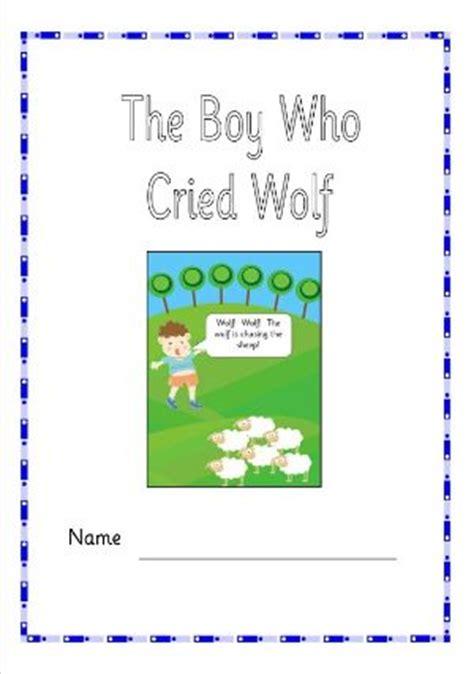 eyfs ks sen ipc storytelling  boy  cried wolf