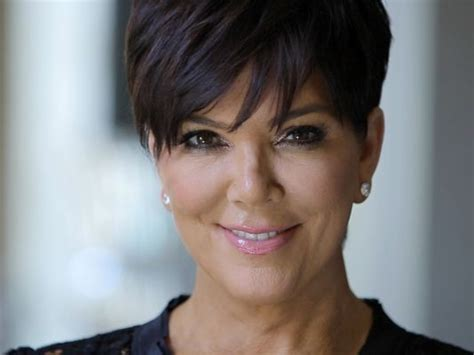 kris jenner hair colour kris jenner keeps up with kardashians via twitter