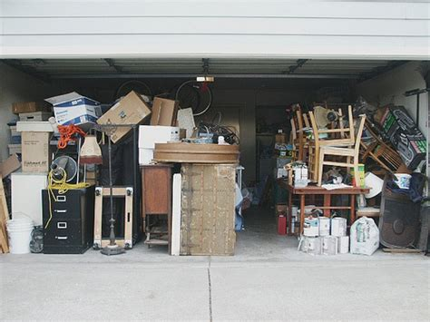 how to clean out your garage part i smart garage
