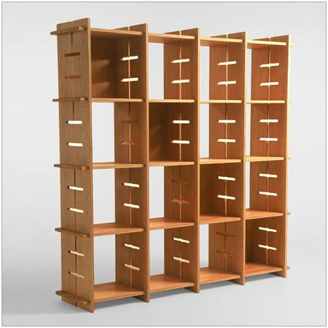 double sided bookcase room divider roomnext rakuten global market and junta 4 215 4