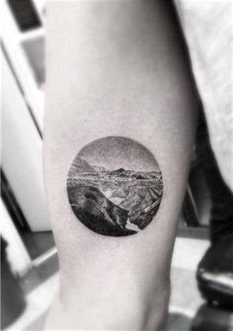 tattoo nightmares waiting list triangle landscape tattoo by koray karagozler http