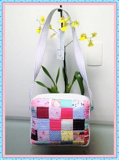 tutorial tas travel 25 best bolsa de patchwork ideas on pinterest costura