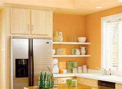 kitchen vibrant orange kitchen walls light orange