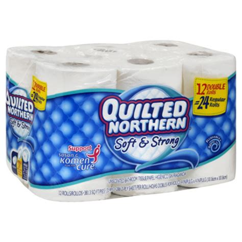 Quilted Northern 12 Pack by Quilted Northern 12 Pack Rolls Just 4 24 At Publix
