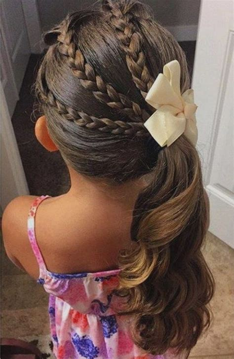 hairstyles   girls    school