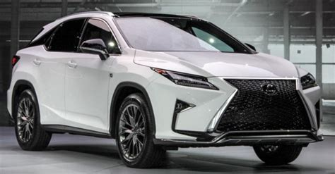 2019 Lexus Rx 450h by 2019 Lexus Rx 450h Colors Release Date Redesign Price