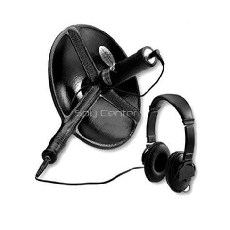parabolic microphone