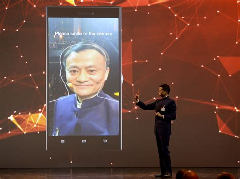 alibaba technology chinese e commerce giant to launch pay with a selfie