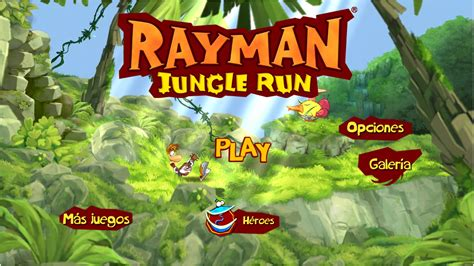 rayman jungle run apk descargar rayman jungle run apk