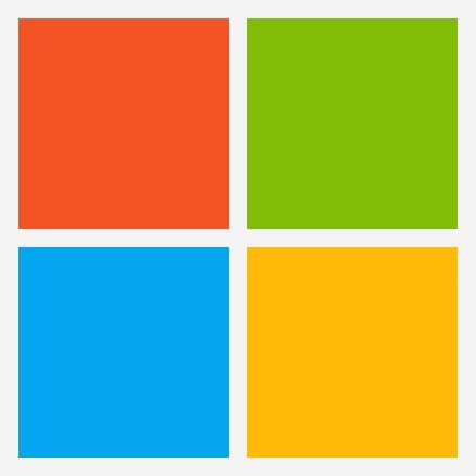 microsoft windows wikipedia evolution of microsoft logo optic awareness