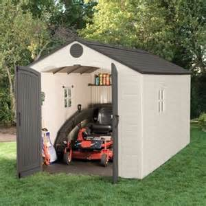 costco lifetime 174 8 ft x 15 ft storage shed daycare