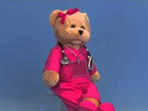 female scrubs bear by chantilly lane® youtube