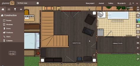5d home design free floor planner 5d home design