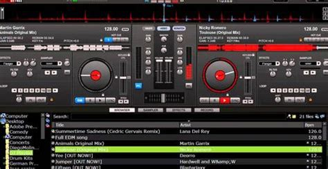 virtual dj free download full version 2012 windows 7 virtualdj 2018 latest version download filehippocnet com