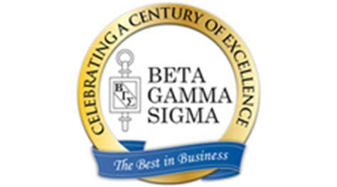 Beta Gamma Sigma And Willamette Mba For Professionals by College Of Business Of Wyoming