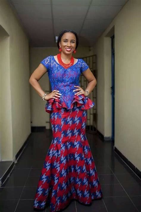 ghanaian ladies straight dress 17 best images about ankara skirt and blous on pinterest
