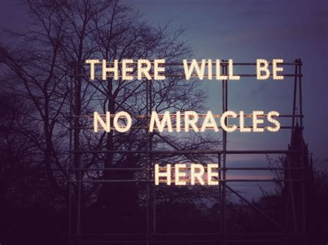 No No Miracle ilovefoto there will be no miracles here