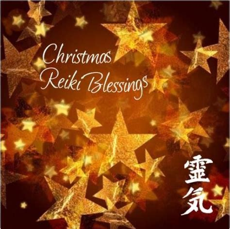christmas reiki blessings    reiki friends