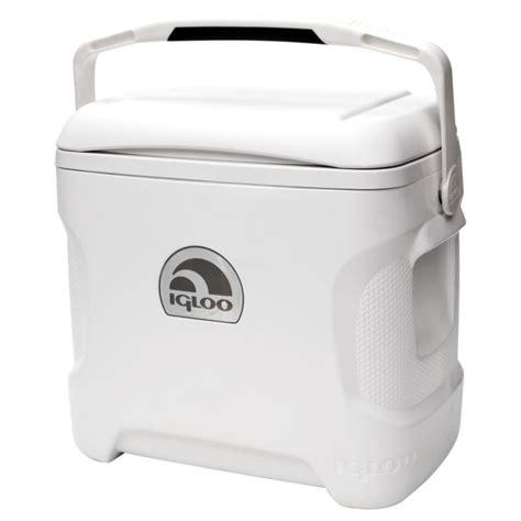 igloo 30 quart cooler shop igloo 30 quart plastic marine cooler at lowes