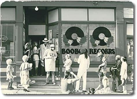 San Luis Obispo Records About Boo Boo S San Luis Obispo California Record Store