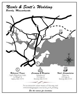free printable driving directions for invitations create funny driving directions to insert in wedding