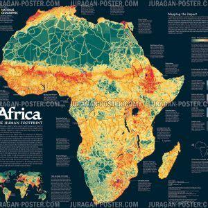 Poster Model Rambut Untuk Salon Dan Center 04 60x40cm world map peta dunia jual poster di juragan poster
