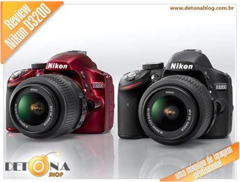a câmera nikon d3200 é uma máquina de imagem profissional