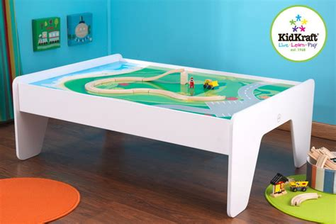 brio play table and train set new kids play train table board 49 quot x35 quot brio thomas
