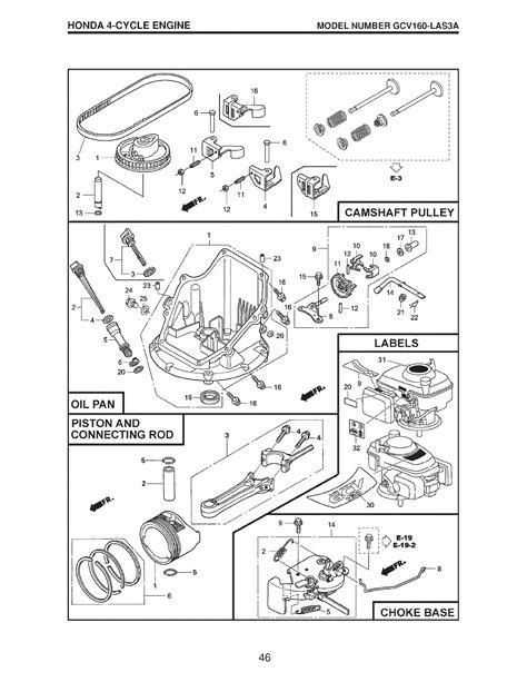 honda gcv160 repair manual best cars modified dur a flex