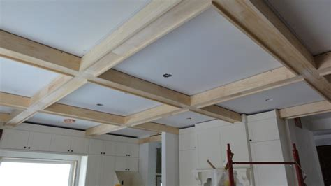 Simple Coffered Ceiling Designs by Coffered Ceilings General Discussion Contractor Talk